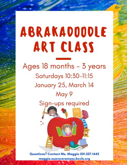 Abracadoodle Art Class