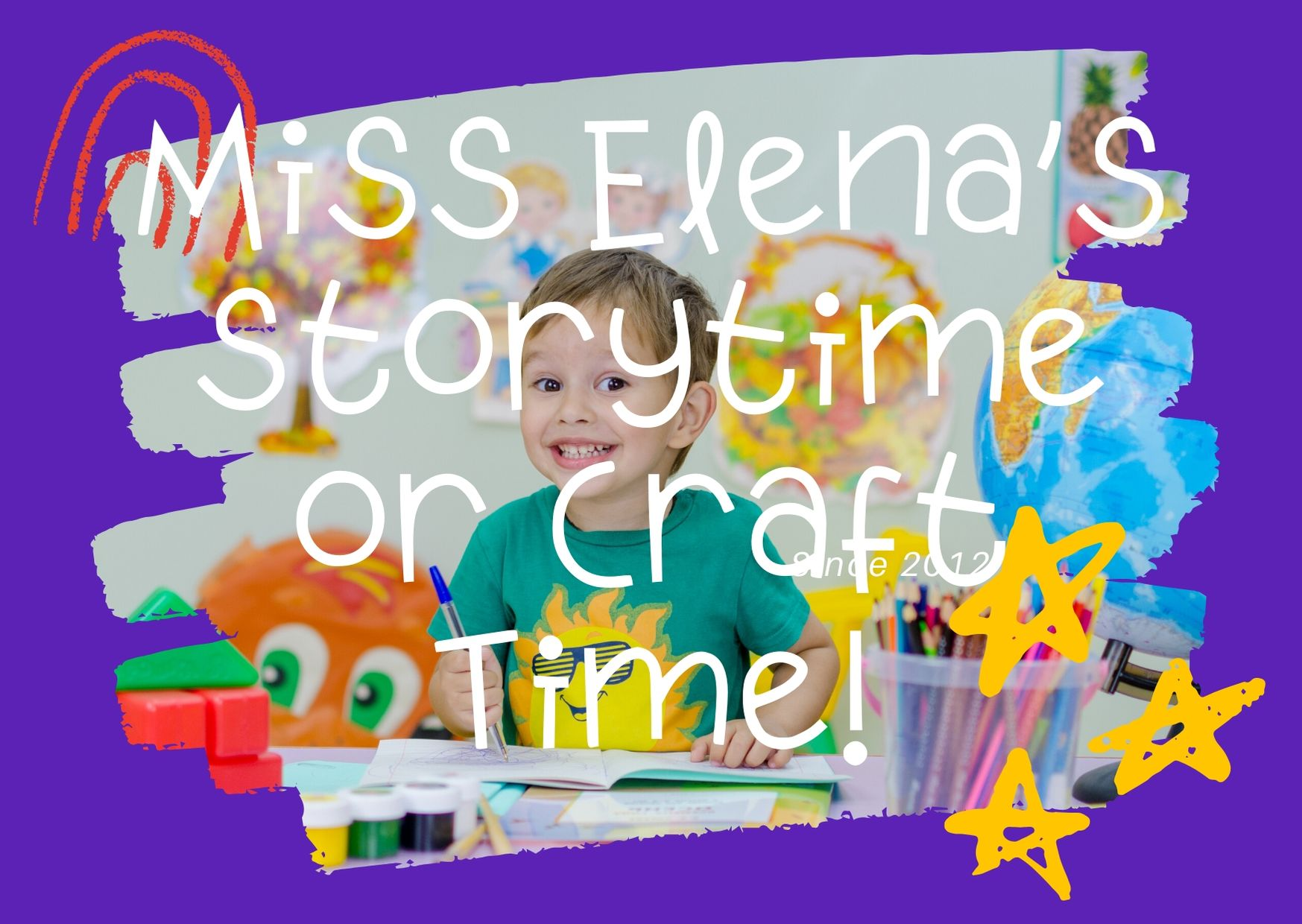 Virtual Storytime with Songs