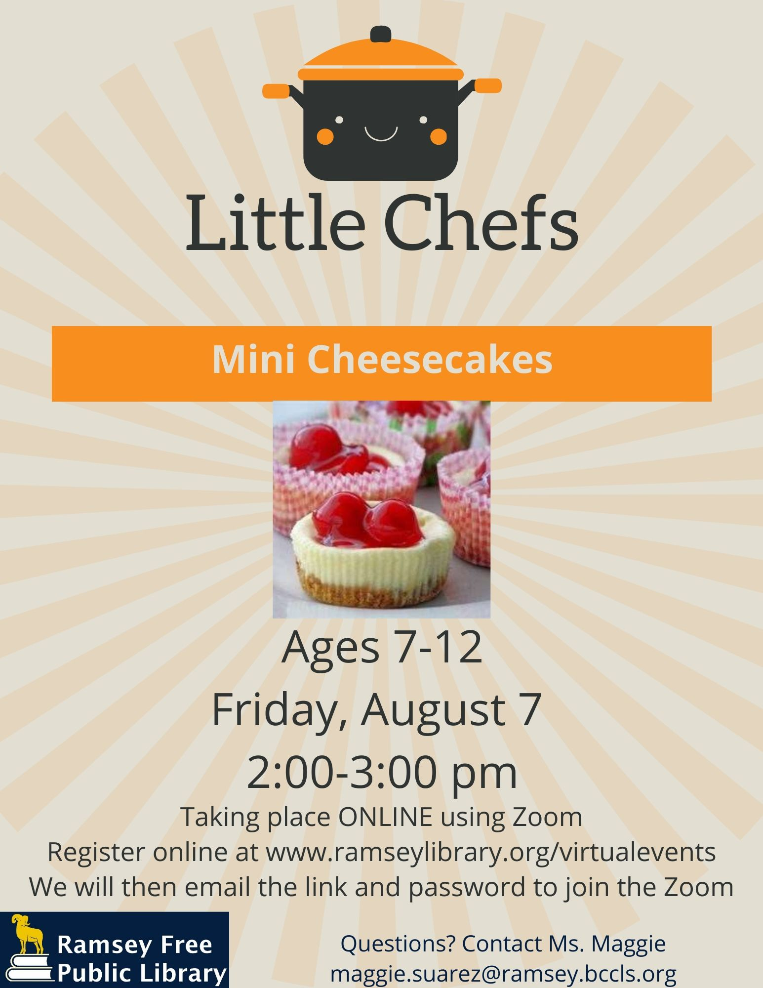 Little Chefs Mini Cakes
