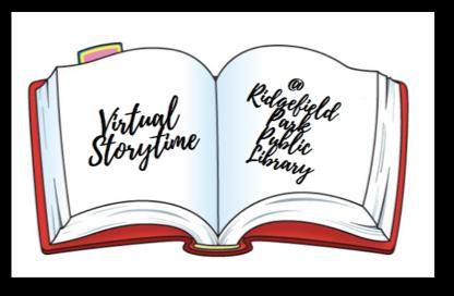 Ms. Debbie's Virtual Storytime