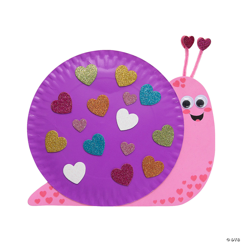Valentine's Day Crafts-to-Go