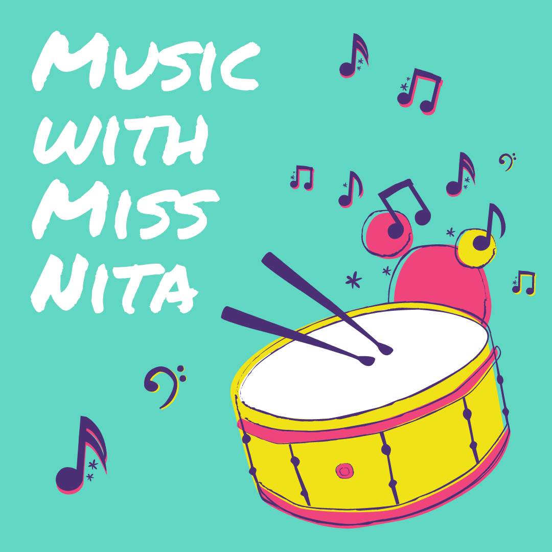 Music with Miss Nita on Facebook