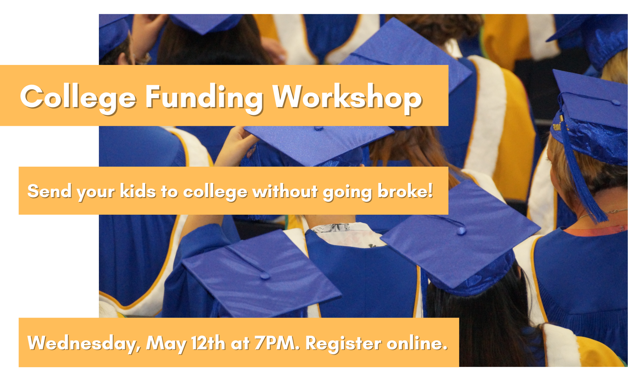 College Funding Workshop via Zoom