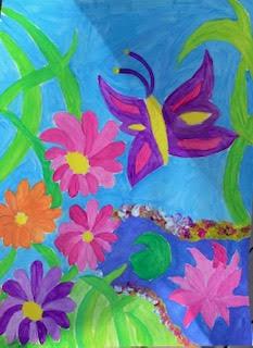 Abrakadoodle: Art in Bloom