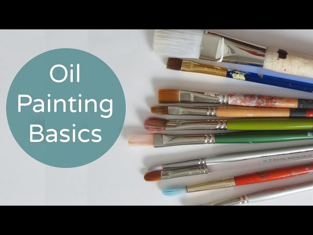 Adult Craft: Oil Painting