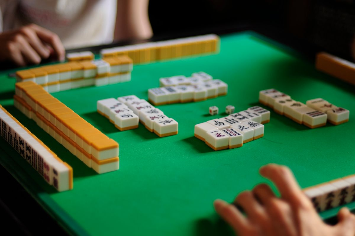 Let's Play Mahjong!