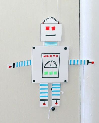 Youth Craft: Climbing Robot