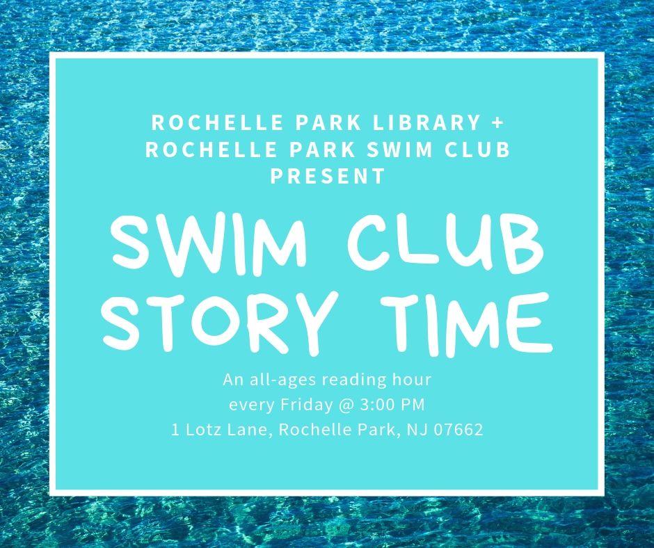 Swim Club Story Time