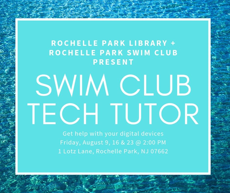 Swim Club Tech Tutor