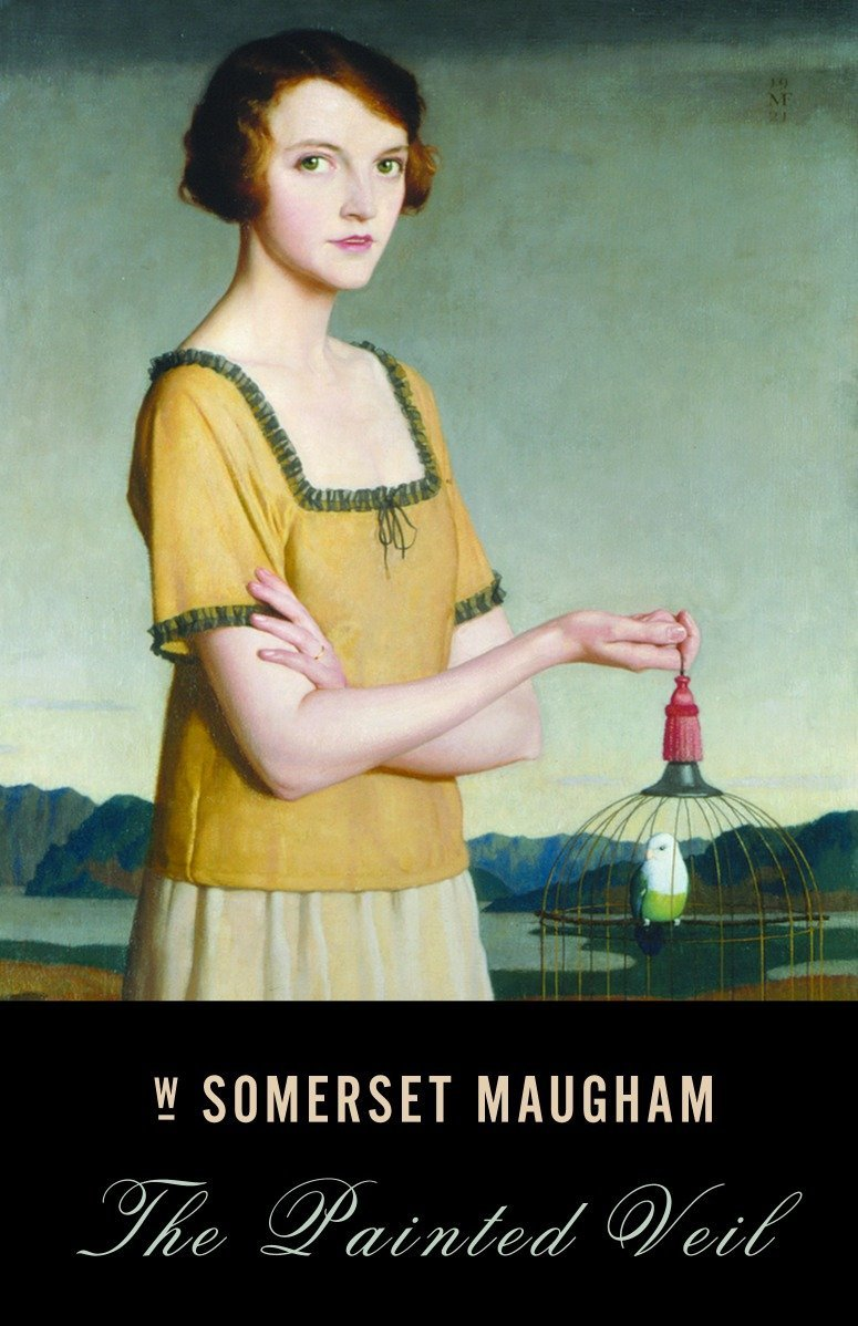 """Afternoon Book Club: """"The Painted Veil"""" by W. Somerset Maugham"""