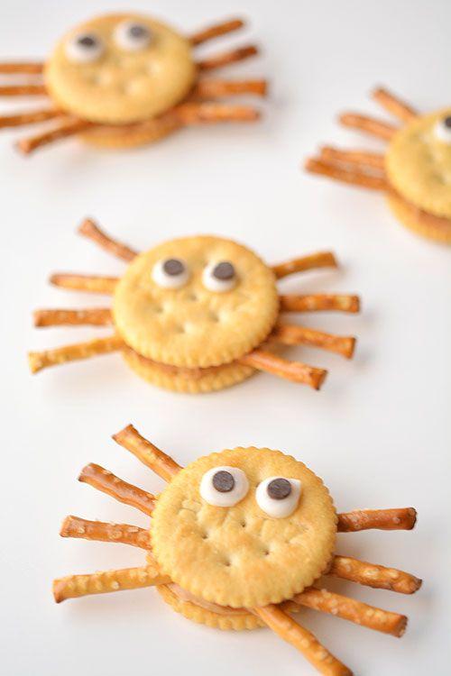 Edible Craft: Edible Spider!