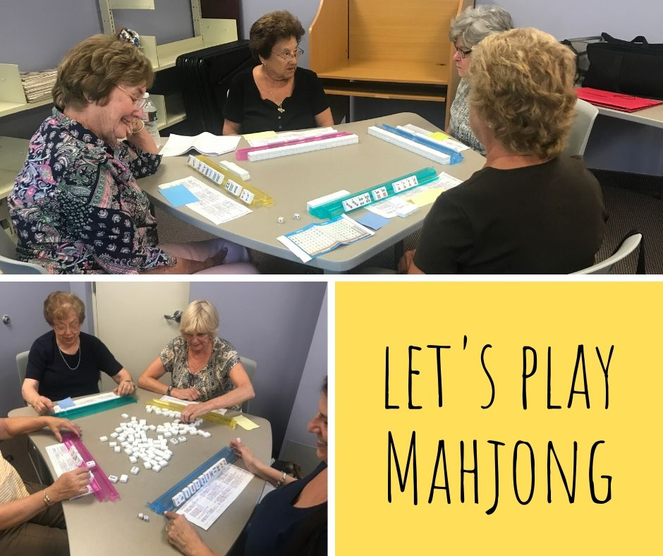 Let's Play Mahjong!
