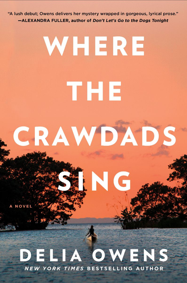 """Afternoon Book Club: """"Where the Crawdads Sing"""" by Delia Owens"""