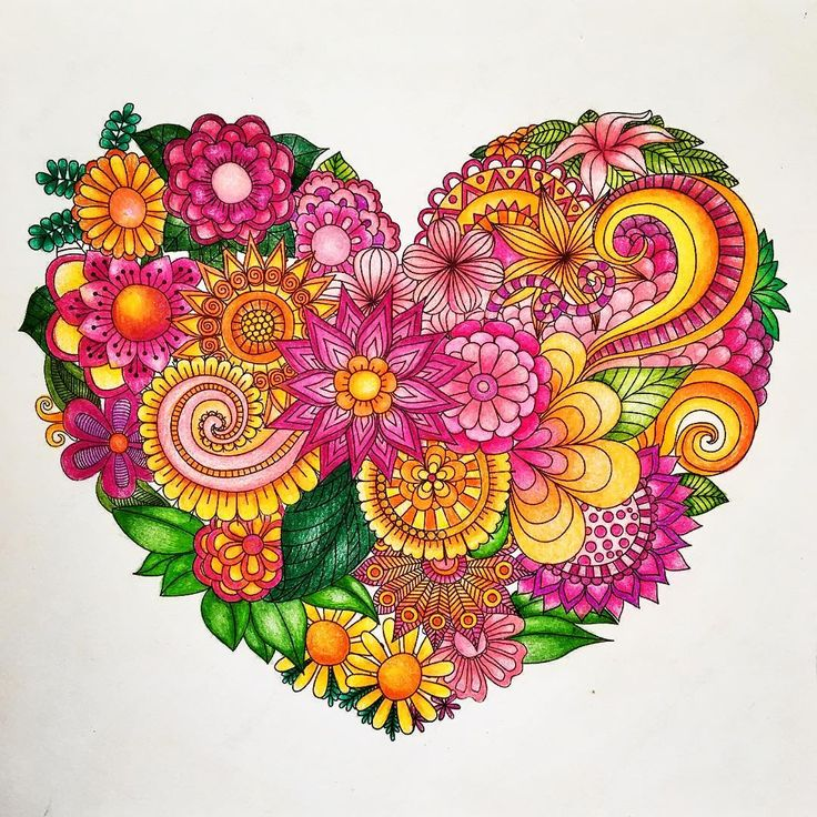 Mindful Coloring for Adults