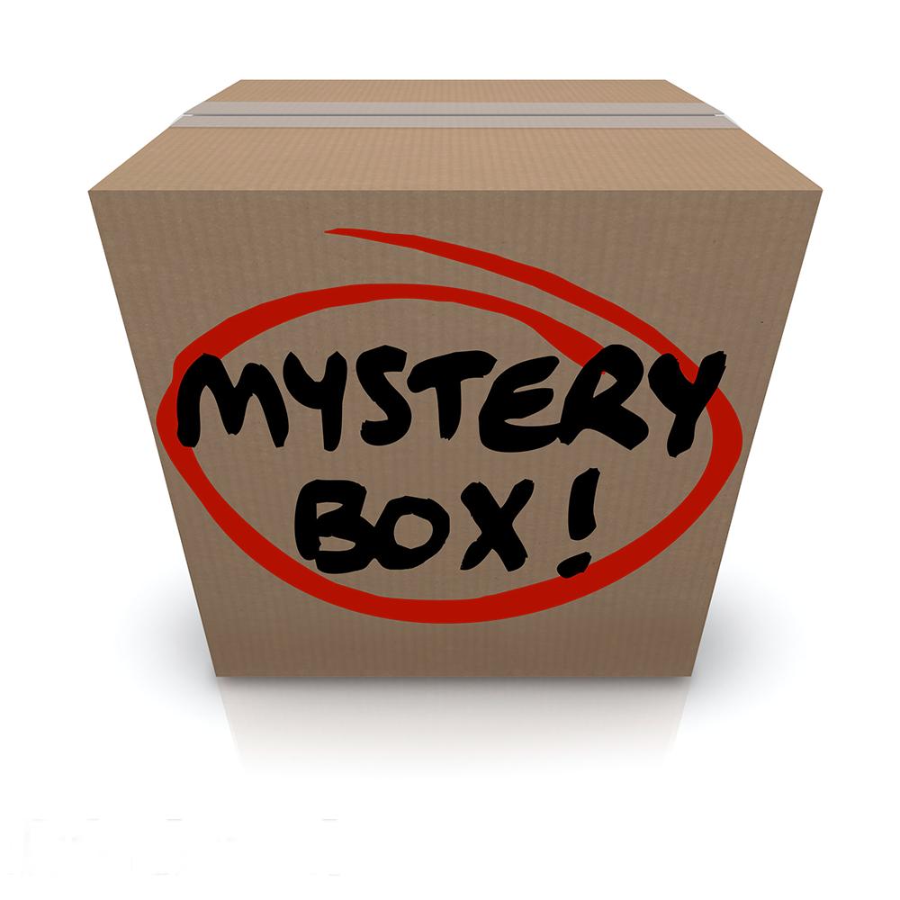 Grab-N-Go - Mystery Box - GRADES 6-12