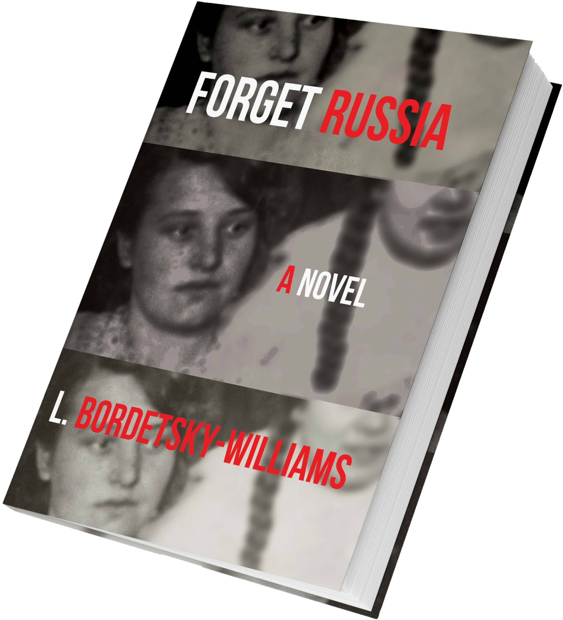 Forget Russia: Author Talk