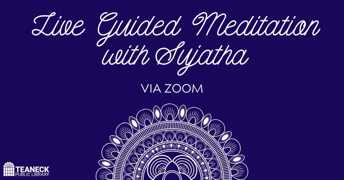 Live Guided Meditation