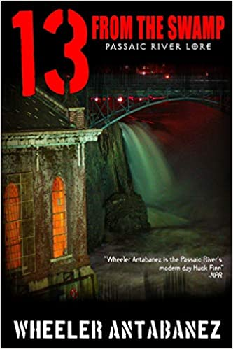 """Reading from """"13 From the Swamp: Passaic River Lore"""""""