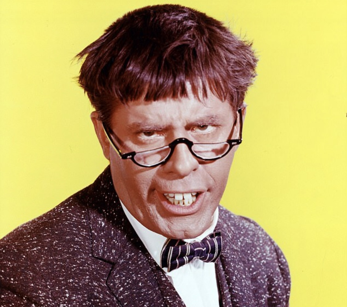 """Jerry Lewis the """"King of Comedy"""" presentation."""