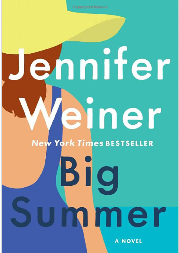 Big Summer Book Club for Adults