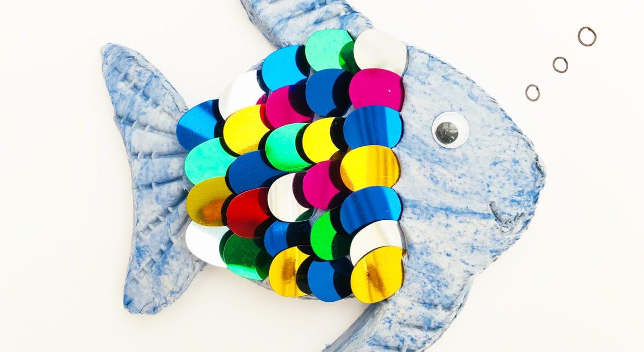 Rainbow Fish Drop In