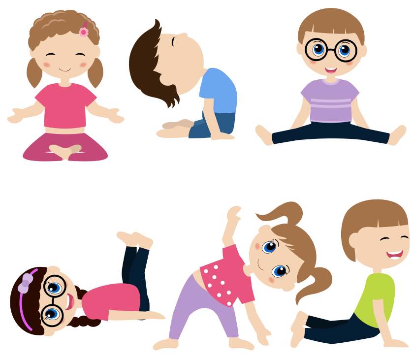 Yoga for Kids Virtual Class