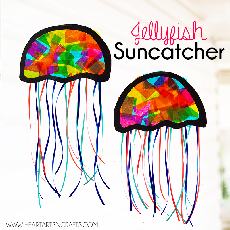 Jellyfish Suncatcher
