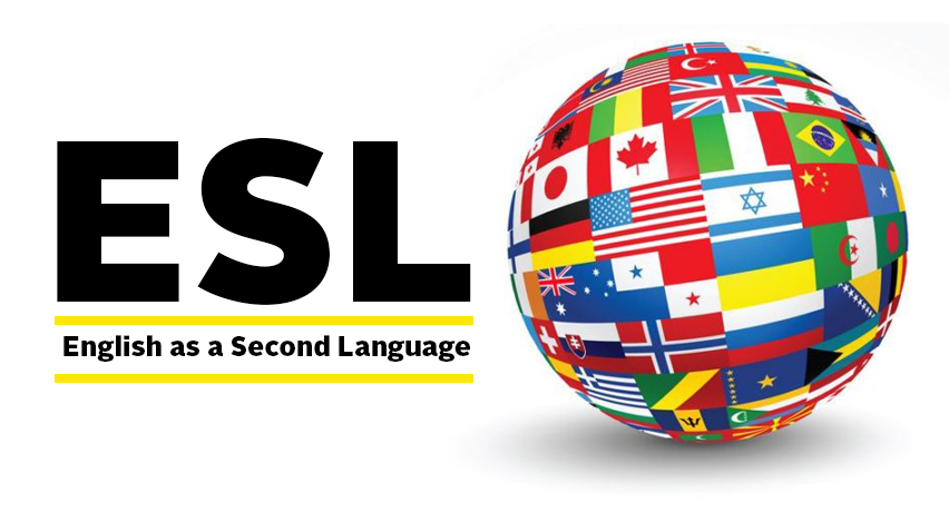 ESL (English as a second language)