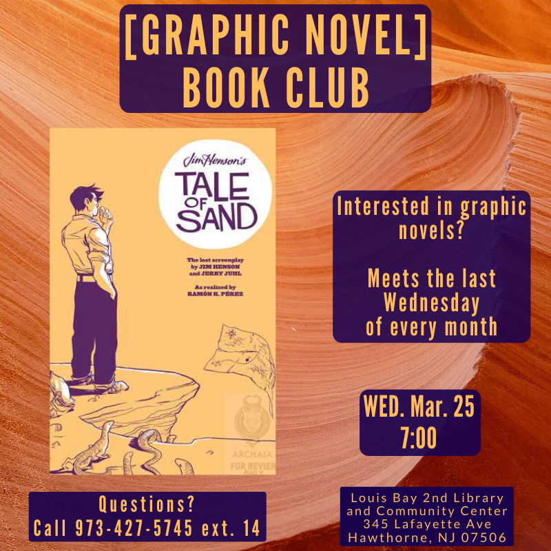 Book Club: I Read YA (Adult Session)