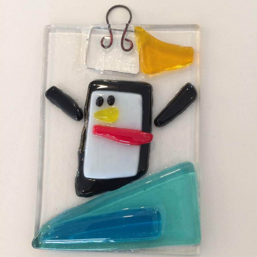 Teen At-Home Arts Workshop - Glass Suncatcher with Artistry!