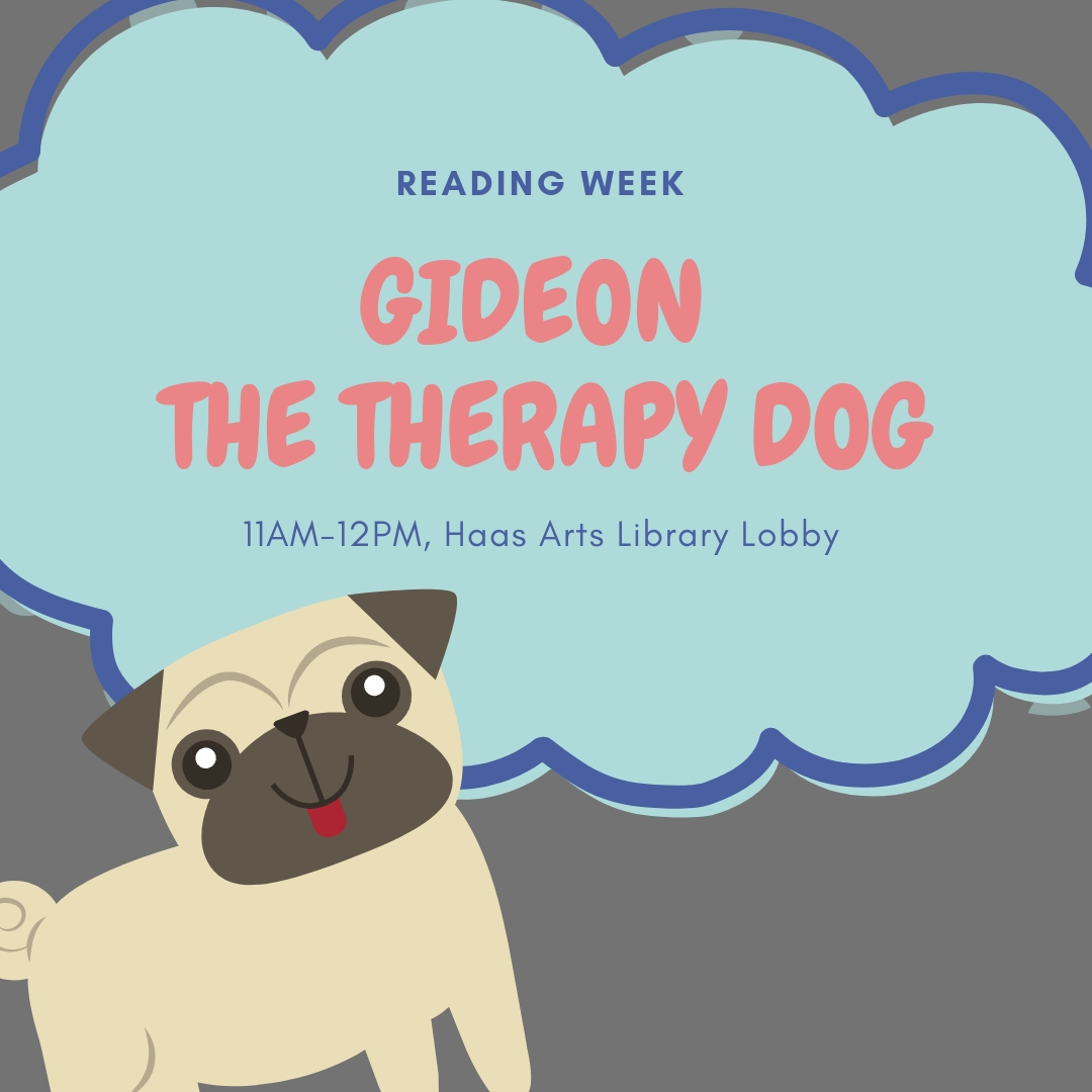 Gideon the Therapy Dog