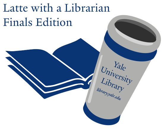 Latte with a Librarian: Finals Edition