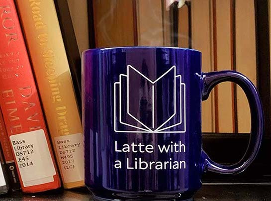 Latte with a Librarian