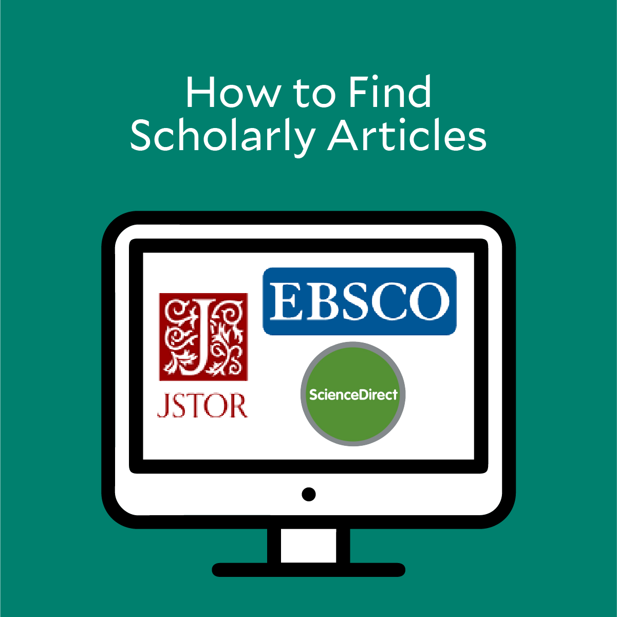 How to Find Scholarly Articles