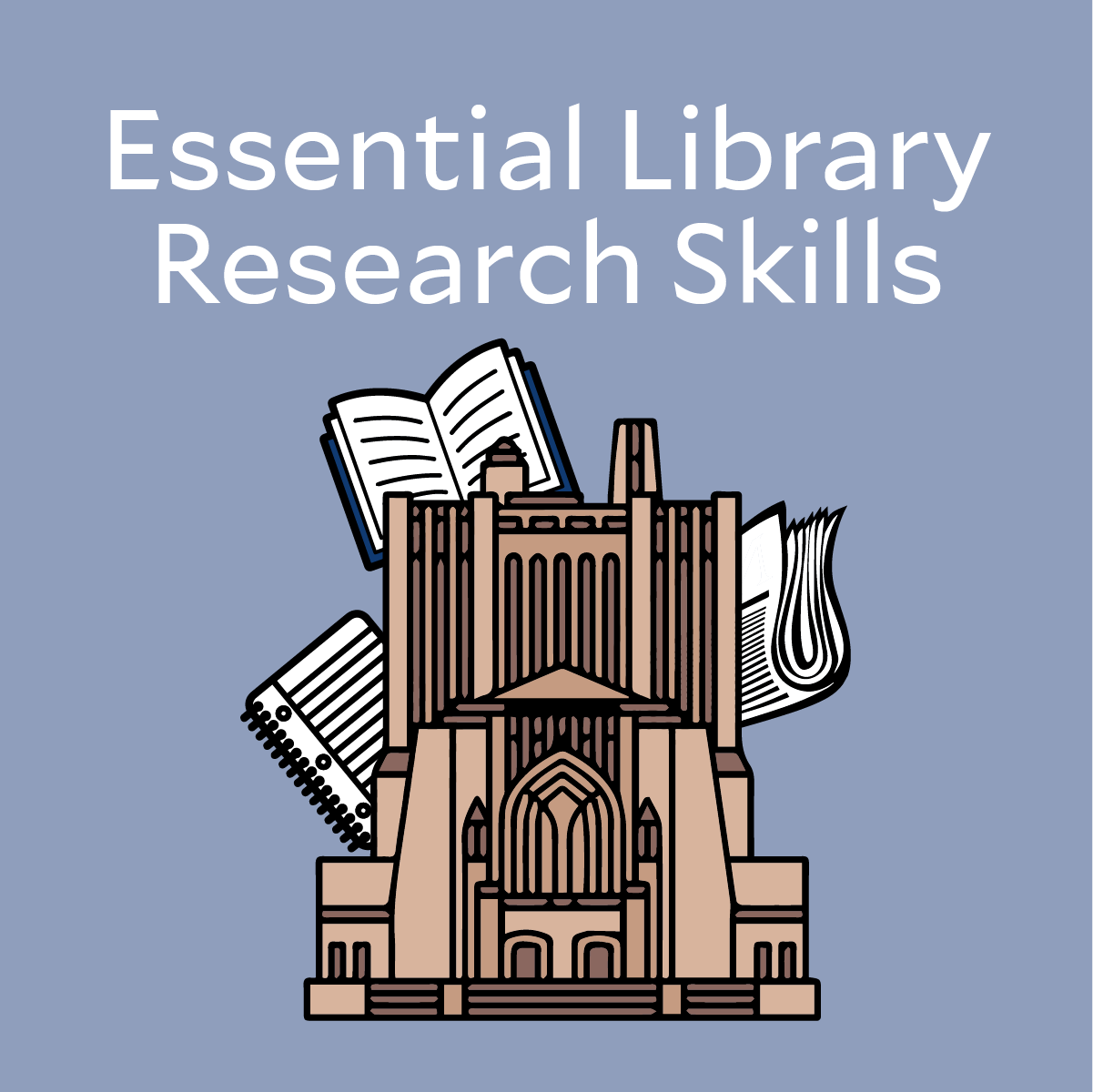 Essential Library Research Skills