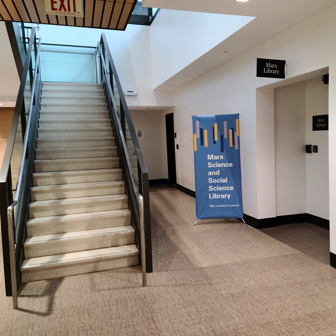 Marx Science and Social Science Library Tour
