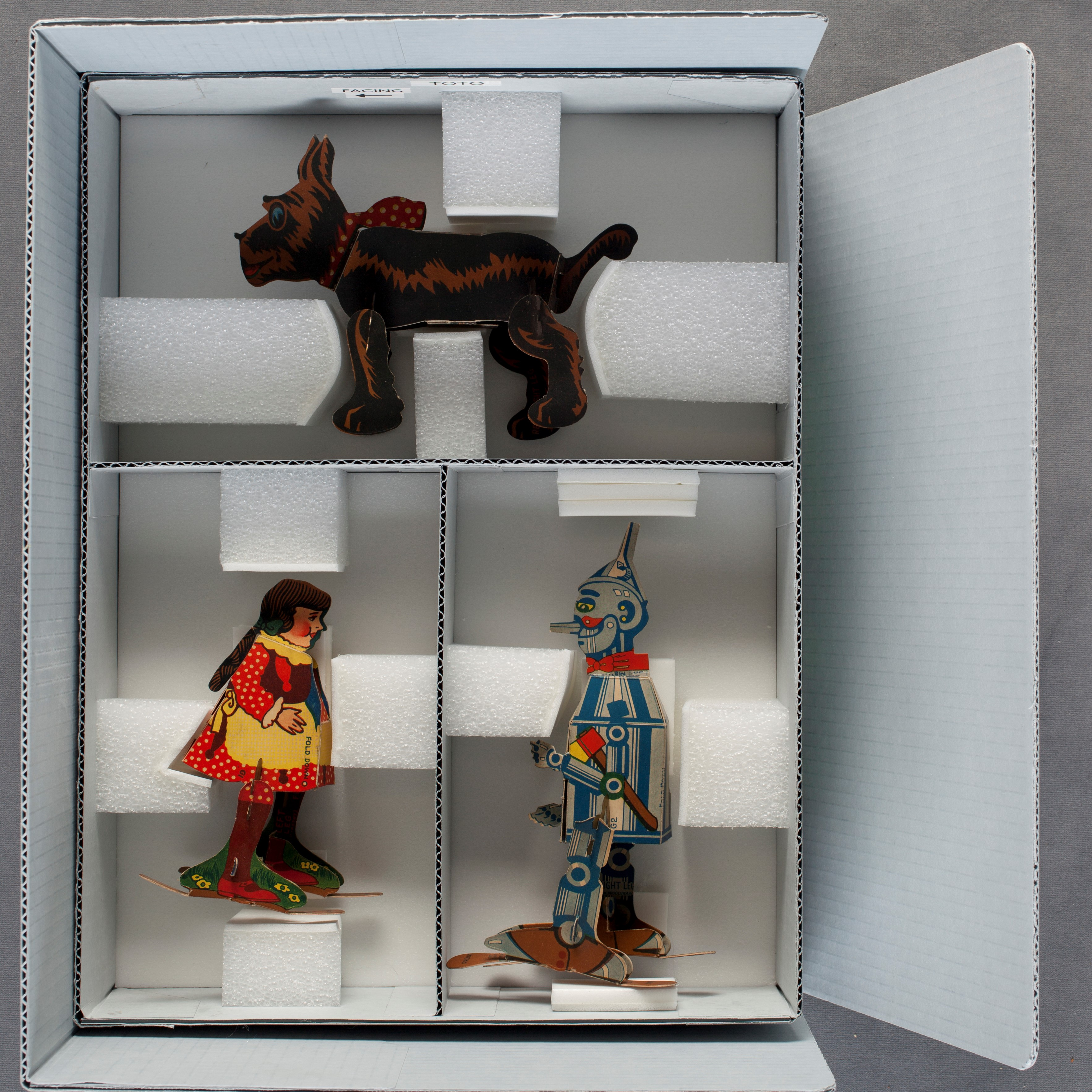 Box it! Housing Options for Collections