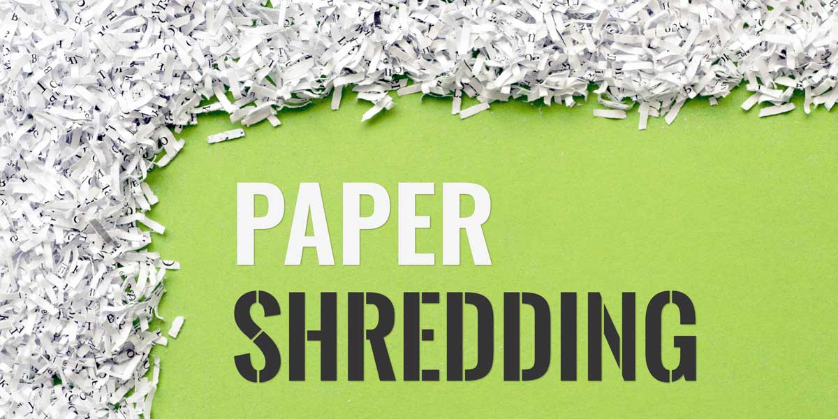 Document Shredding provided by RE/MAX