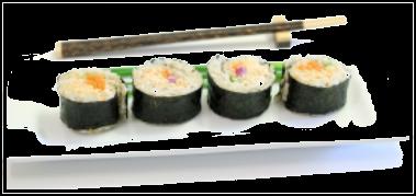 Teen Sushi - Rolling Demo