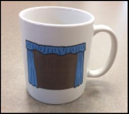 "DIY ""It's Showtime!"" Mug"
