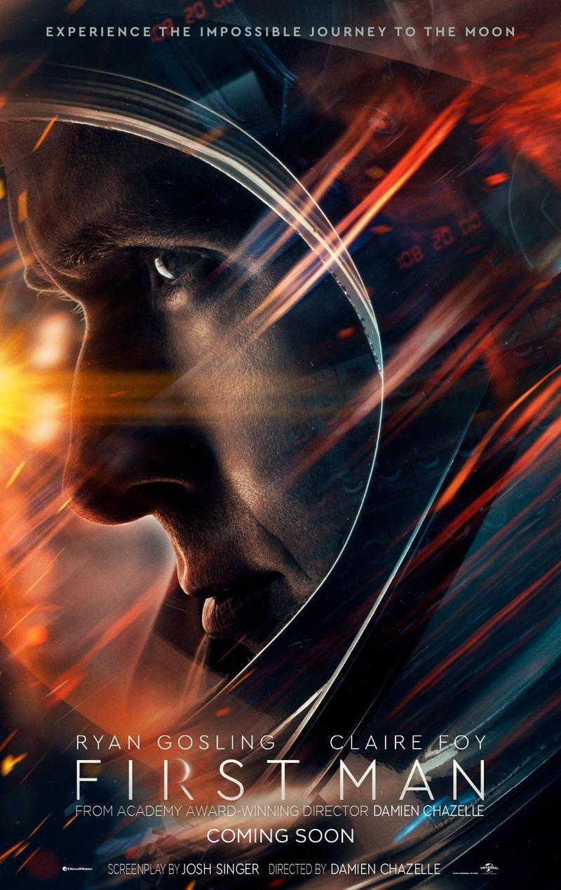 Movie Matinee: First Man