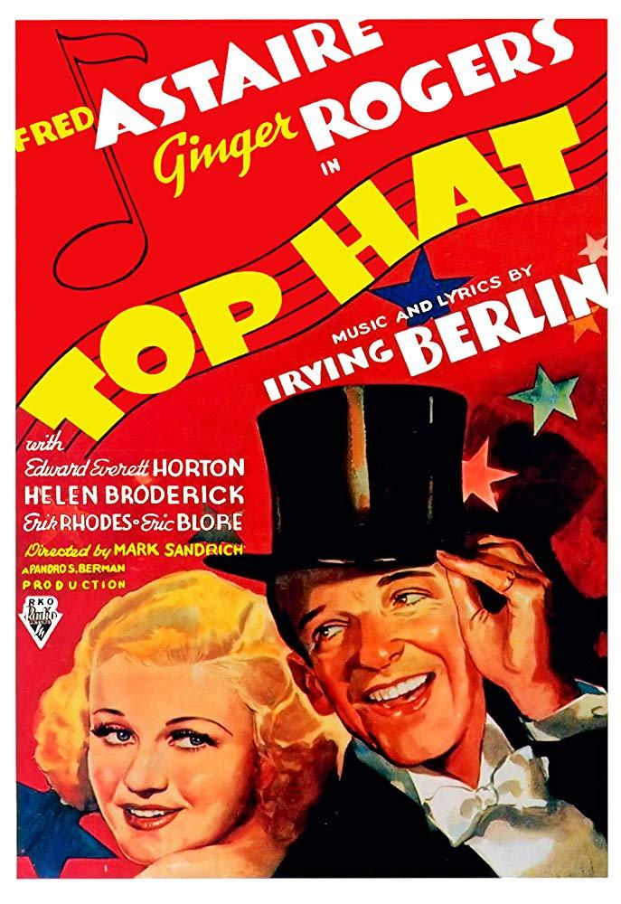 Movie Matinee: Top Hat (1935)