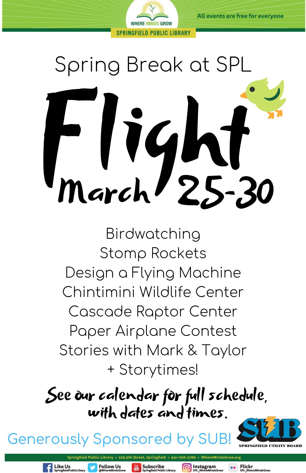Birdwatching Program with Rose Britton