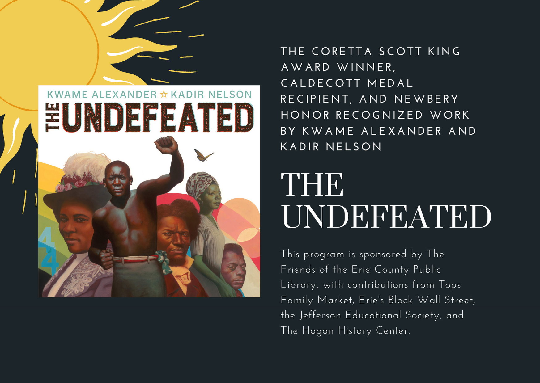 Family Book Box: The Undefeated