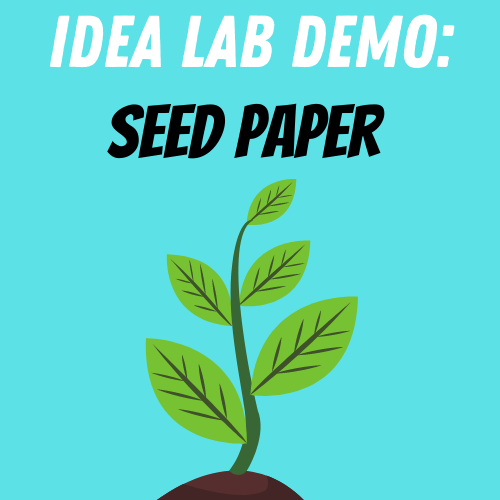 Live Demo: Seed Paper