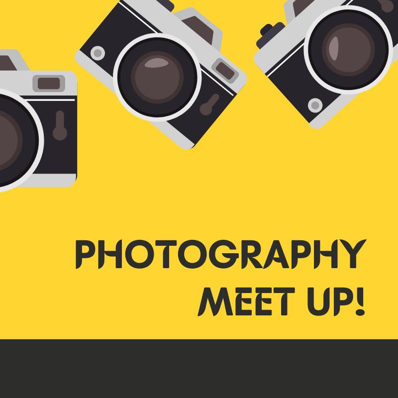 Photography Meet Up (Online)