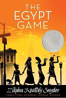 Blasco Bookworms: The Egypt Game