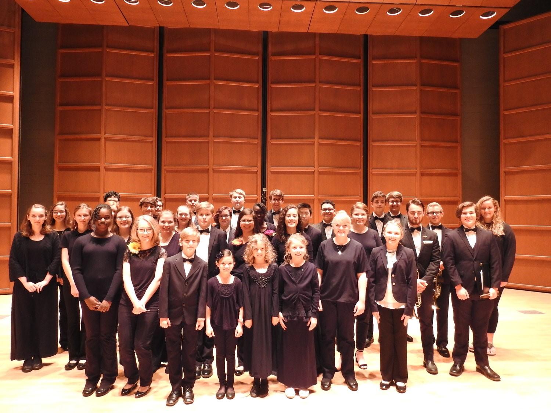 Blasco Concert Series: Erie Junior Philharmonic