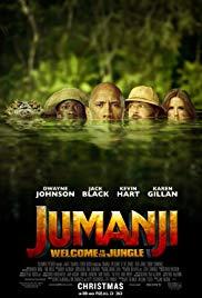 Blasco Film Series - Jumanji: Welcome to the Jungle