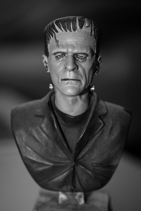 Curious About: Frankenstein's Monster